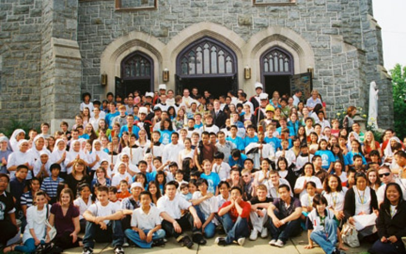 ADORE Eucharistic Youth Congress