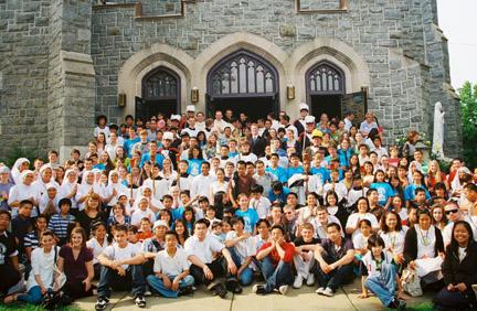 ADORE Eucharistic Youth Congress
