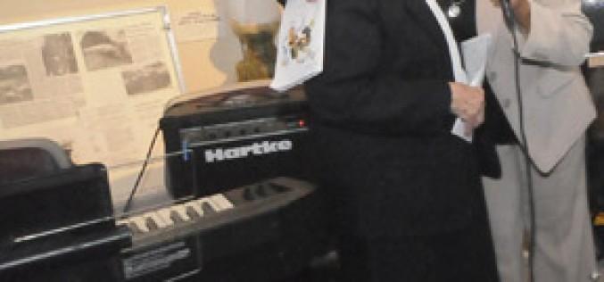 Sister Grace Nolan in the spotlight