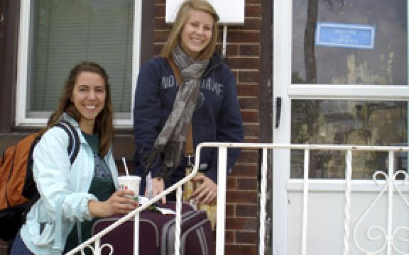 Students at Camden parish see service as 'two-way street'