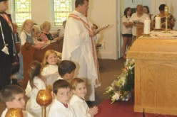 A day of celebration for parishioners of St. Anthony Parish in Waterford