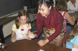 Thailand students visit St. Ann Regional School