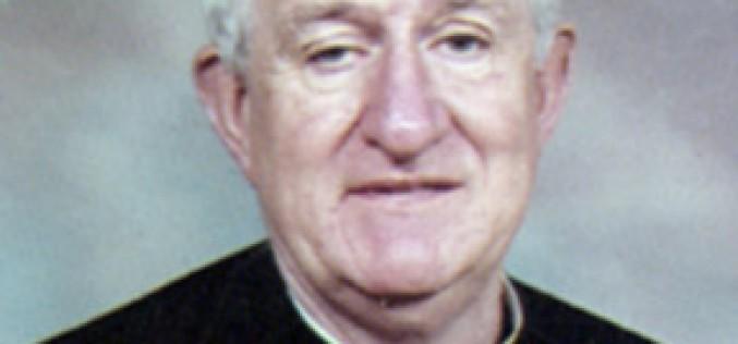 Msgr. Patrick M. Tierney dies