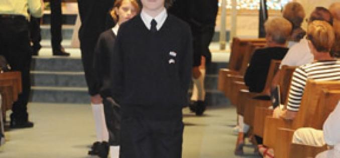 Renowned boys choir at St. Raymond Parish