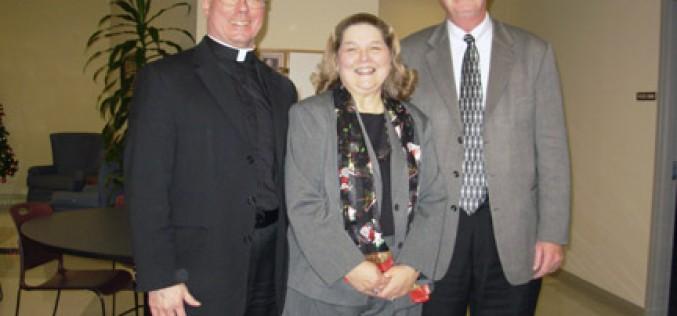 Jean Stromberg, longtime diocesan employee, dies