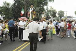 Our Lady of Mt. Carmel feast in Hammonton, Bridgeton