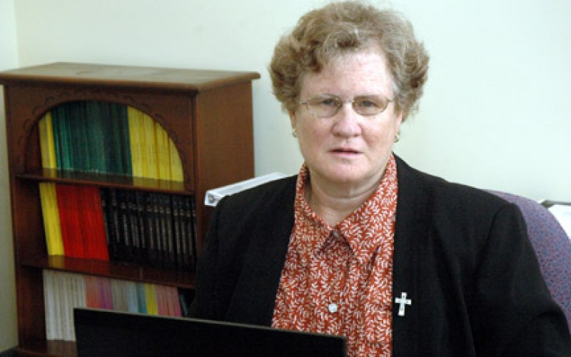 Sister Catherine Darcy, R.S.M. named vice chancellor of Camden Diocese