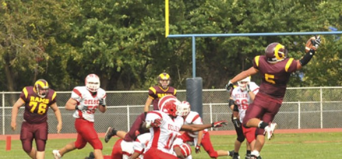 Rams lose to Delsea