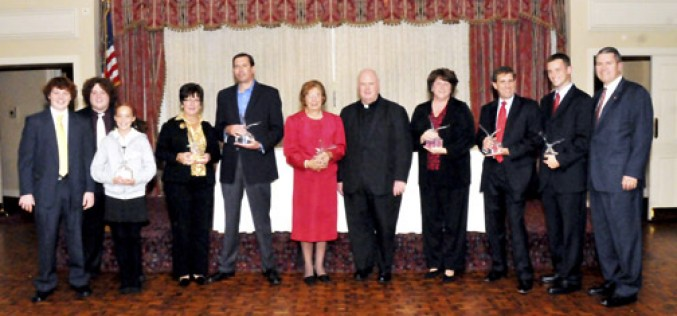 Paul VI inducts new Alumni Hall of Fame members