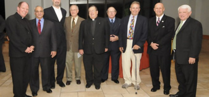 St. Augustine inducts Hall of Fame members