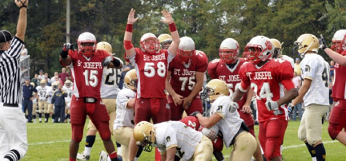 St. Joe's upends Holy Spirit in annual rivalry