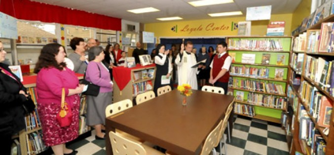St. Teresa gets new library and media center