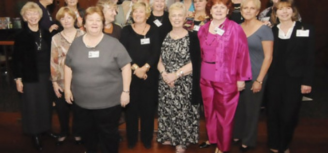 St. Mary of the Angels reunion
