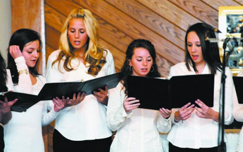 Sacred Heart High School concert