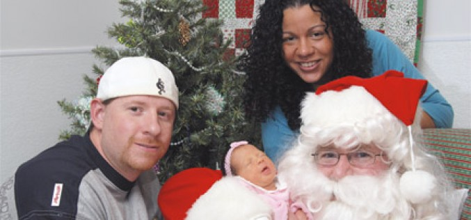 Christmas for preemies