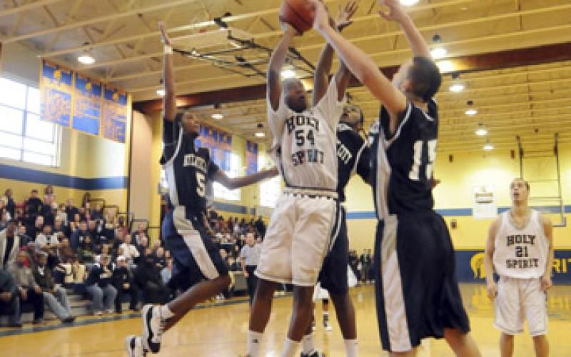 H. S. basketball