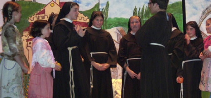 Sisters conclude centennial year of death of their foundress