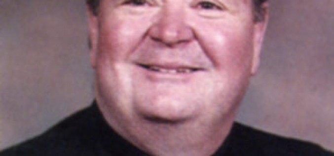 Father William S. Vandegrift to retire
