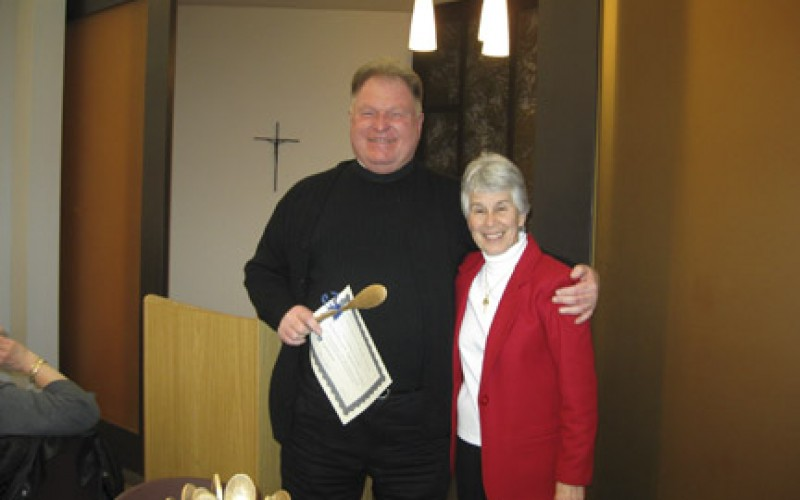 Cathedral Kitchen honors volunteers