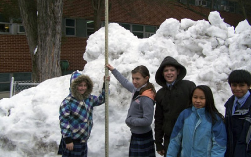 Snowy science