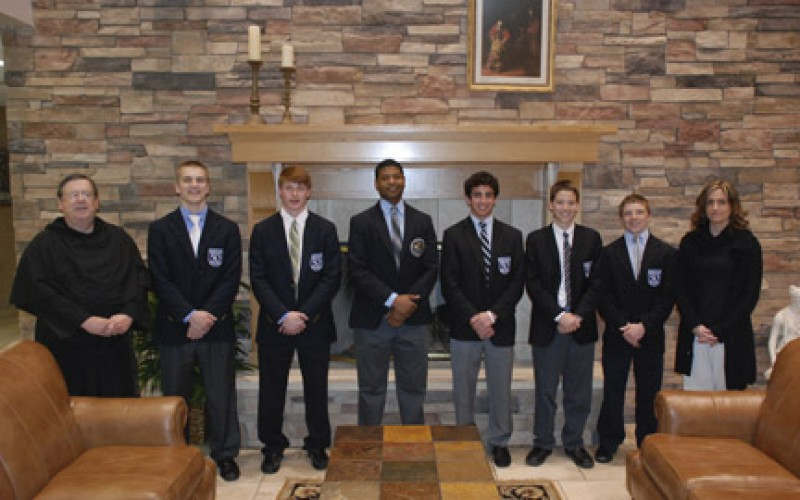 St. Augustine students attend values institute