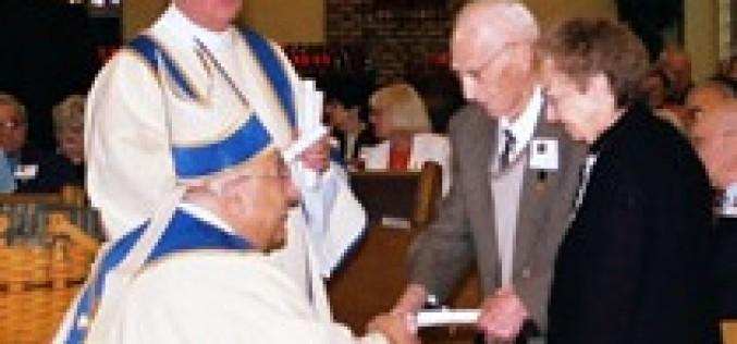Diocesan Wedding Anniversary Mass