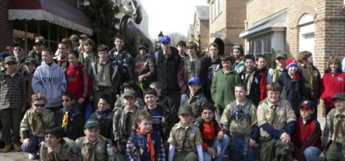 Scouts 10 Commandments Hike