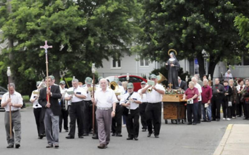 Honoring St. Rita