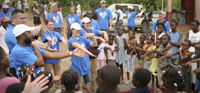Finding faith and joy in a devastated landscape