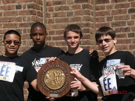 Penn Relay winners