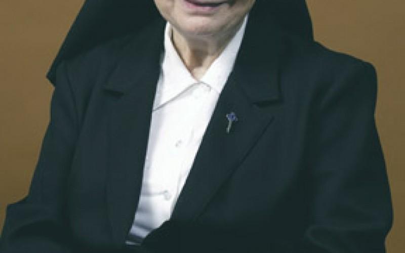 Sister Anne Ebersold retires from Mater Dei Nursing Home