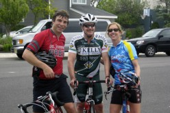 Cycling raises money for school