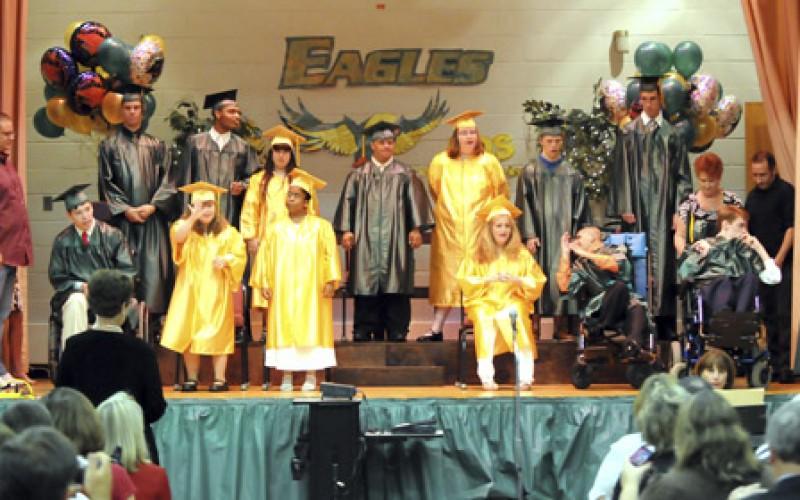 St. John of God Community Services' Graduation