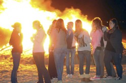 WCHS celebrates 'Spirit Month'