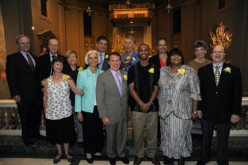 Our Lady of Lourdes honors community volunteers