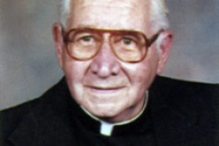 Msgr. William F. Poyatt, retired pastor, dies