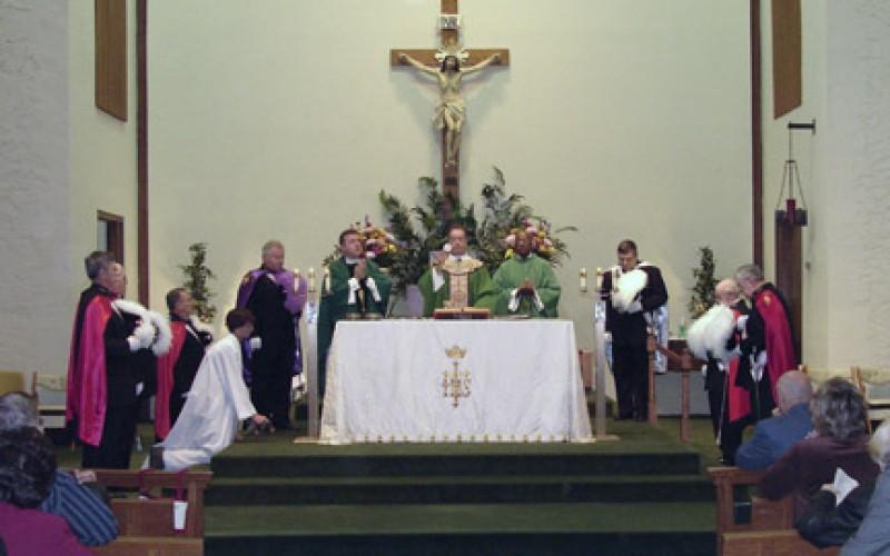 A celebration for Ocean City Catholics