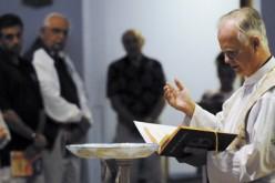 Healing prayer service