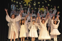 St. Mary School, Williamstown, annual Christmas show