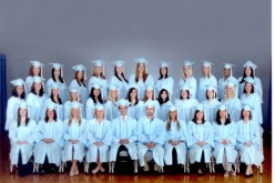 Lourdes School of Nursing graduates Class of 2010