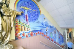 Centennial Mural at Our Lady Star of the Sea