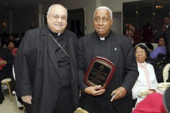 Msgr. Alleyne honored