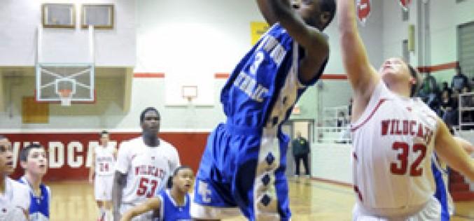 Boys Basketball February 25