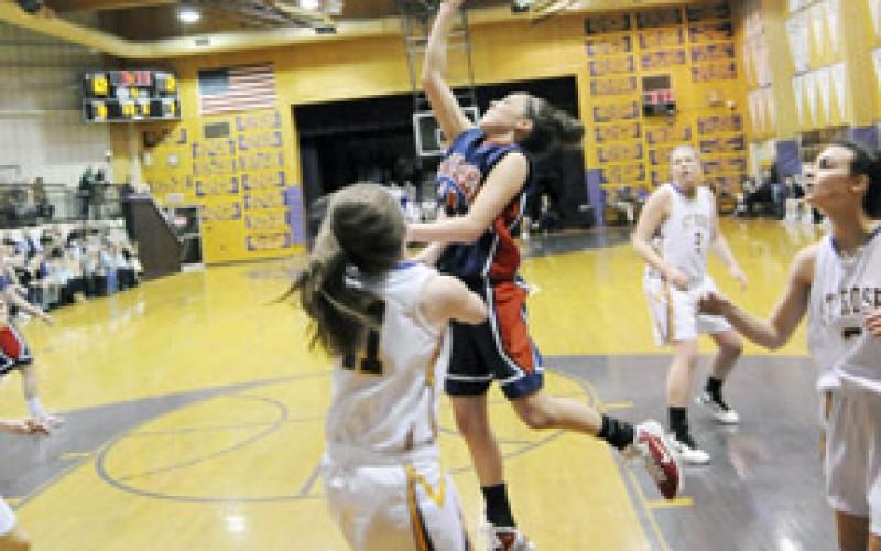 Sacred Heart vs. St. Rose basketball