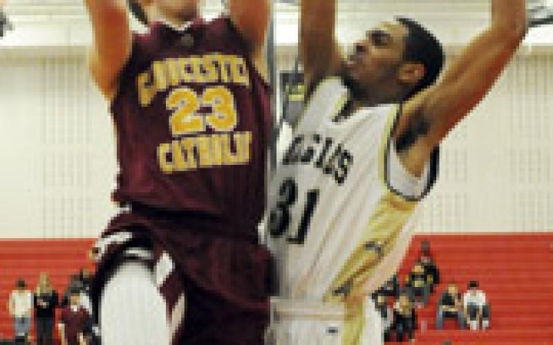 Gloucester Catholic vs. Cardinal McCarrick Basketball