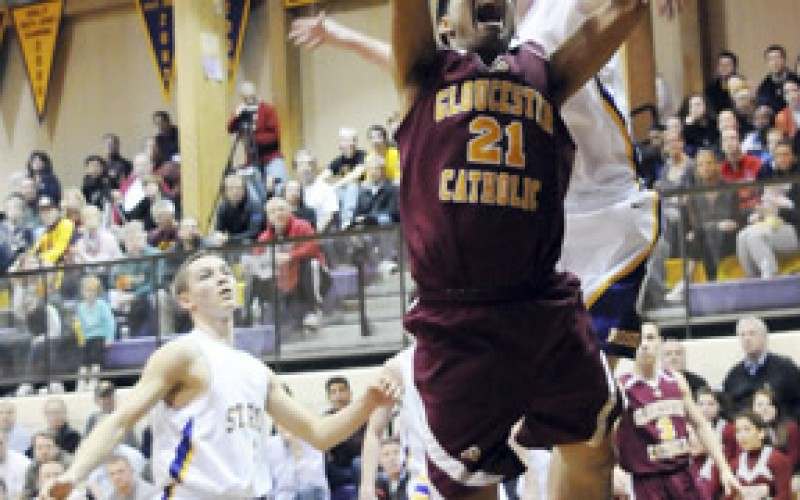 Gloucester Catholic vs. St. Rose Basketball