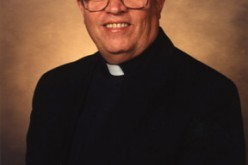 Augustinian Father Laurence P. Clark dies