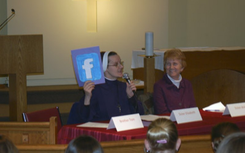 Parish hosts vocation panel