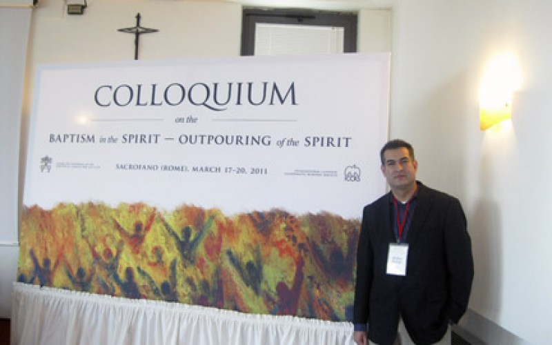Diocesan director participates in Rome conference