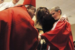 Confirmation Day for students of St. John of God Community Services